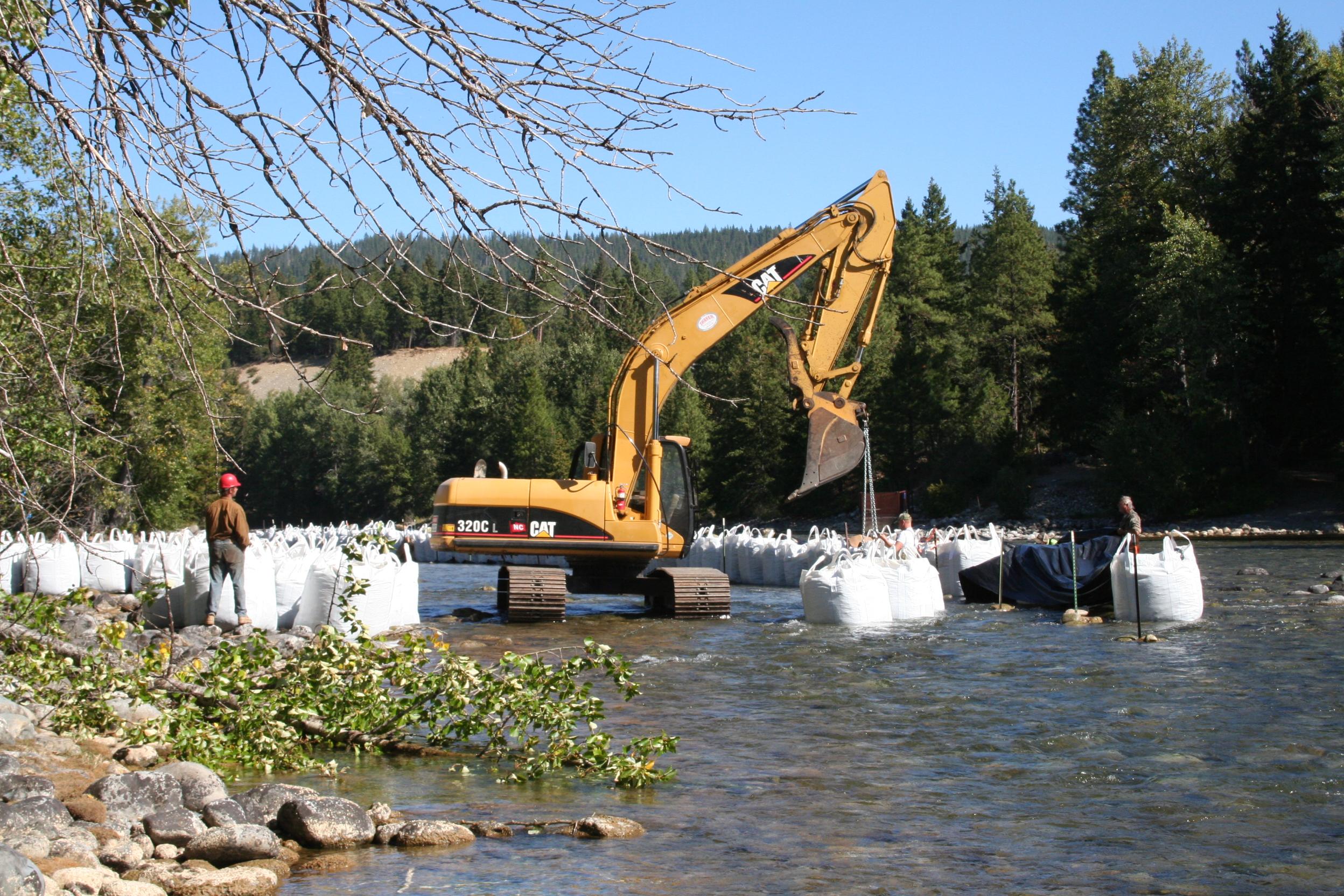 cle elum river restoration