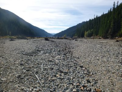 upper kachess river when it is dewatered
