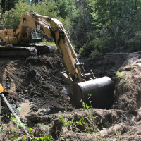 cougar gulch culvert replacement
