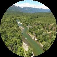 Cle Elum River Valley